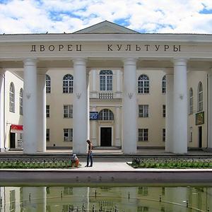 Дворцы и дома культуры Терека