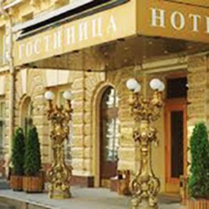 Гостиницы Терека