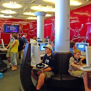 Интернет-кафе Терека