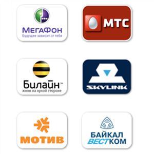 Операторы сотовой связи Терека