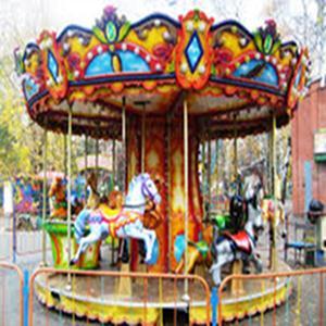 Парки культуры и отдыха Терека