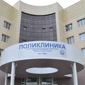 Поликлиники Терека
