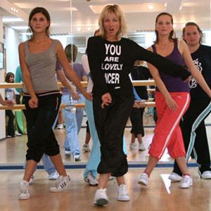 Школы танцев Терека