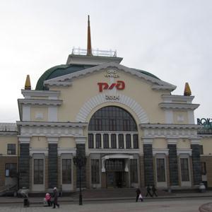 Железнодорожные вокзалы Терека